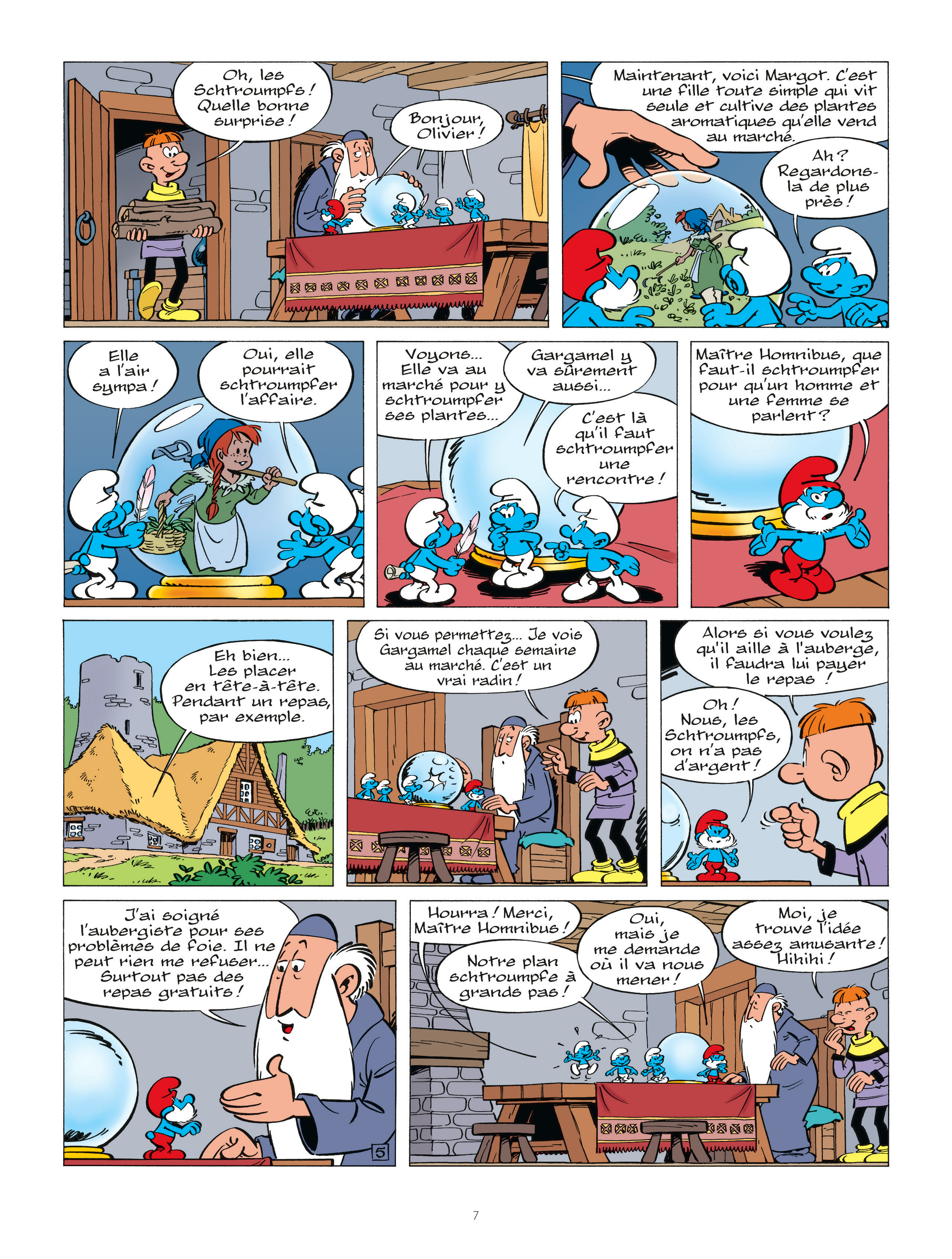 schtroumpfs#32_Page 7