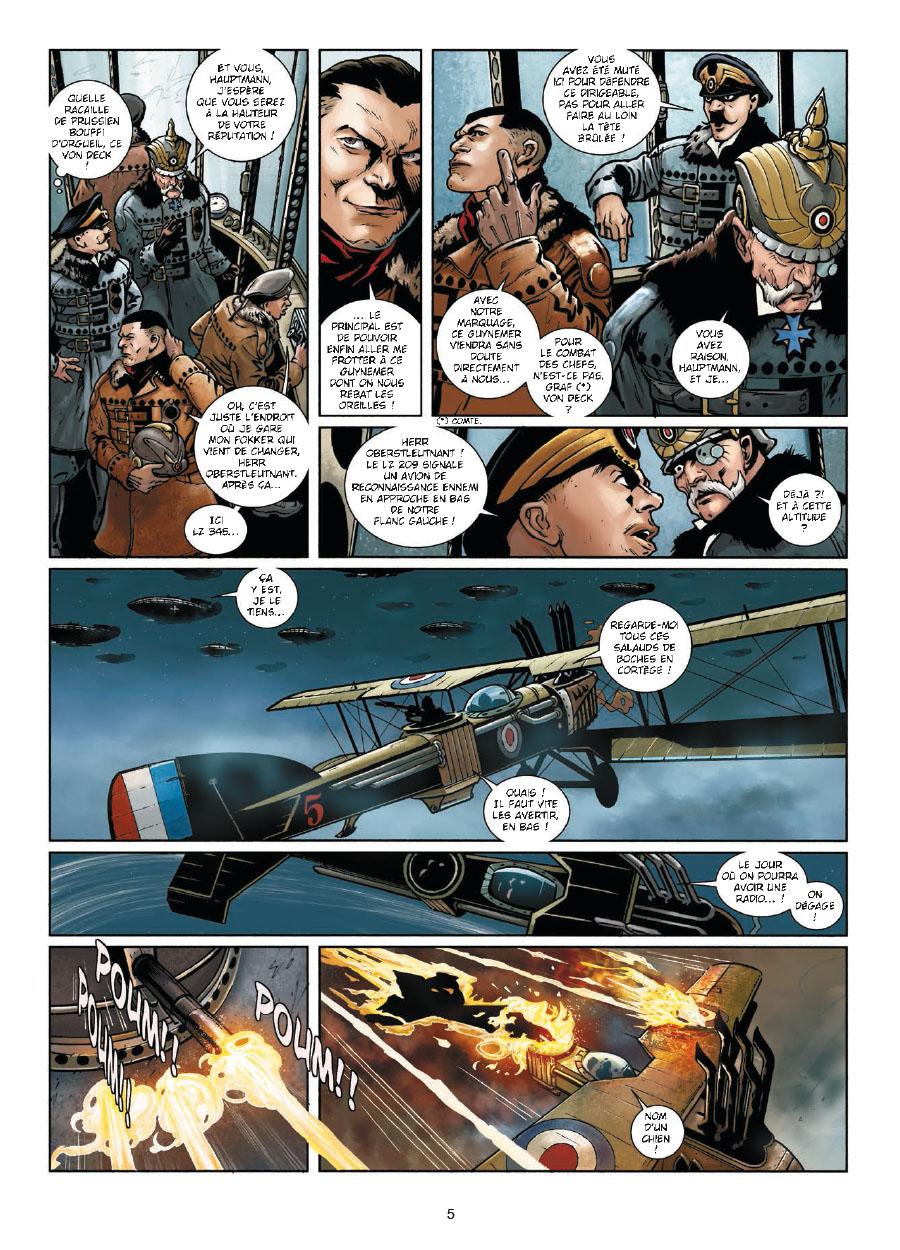 Zeppelin's War T1.indd