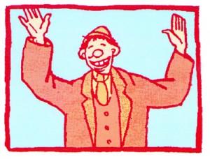 Haplea, plus vieux personnage de bande dessinée roumain