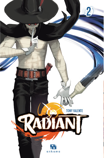 Radiant 2 couv