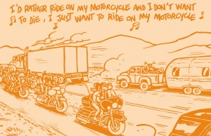 Je veux une Harley image 1