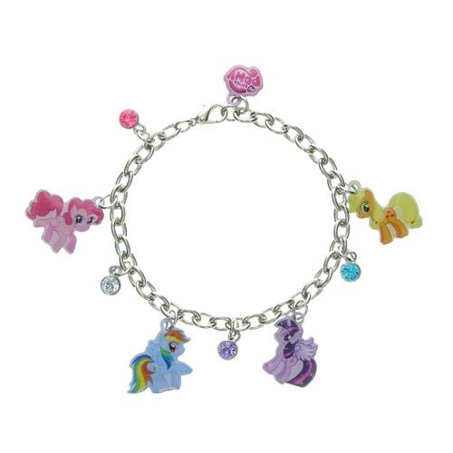 Bracelet breloques MLP Hasbro-Claire's