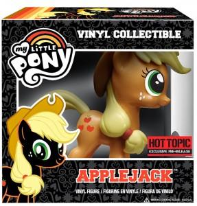 Figurine plastique Applejack Hasbro-Funko