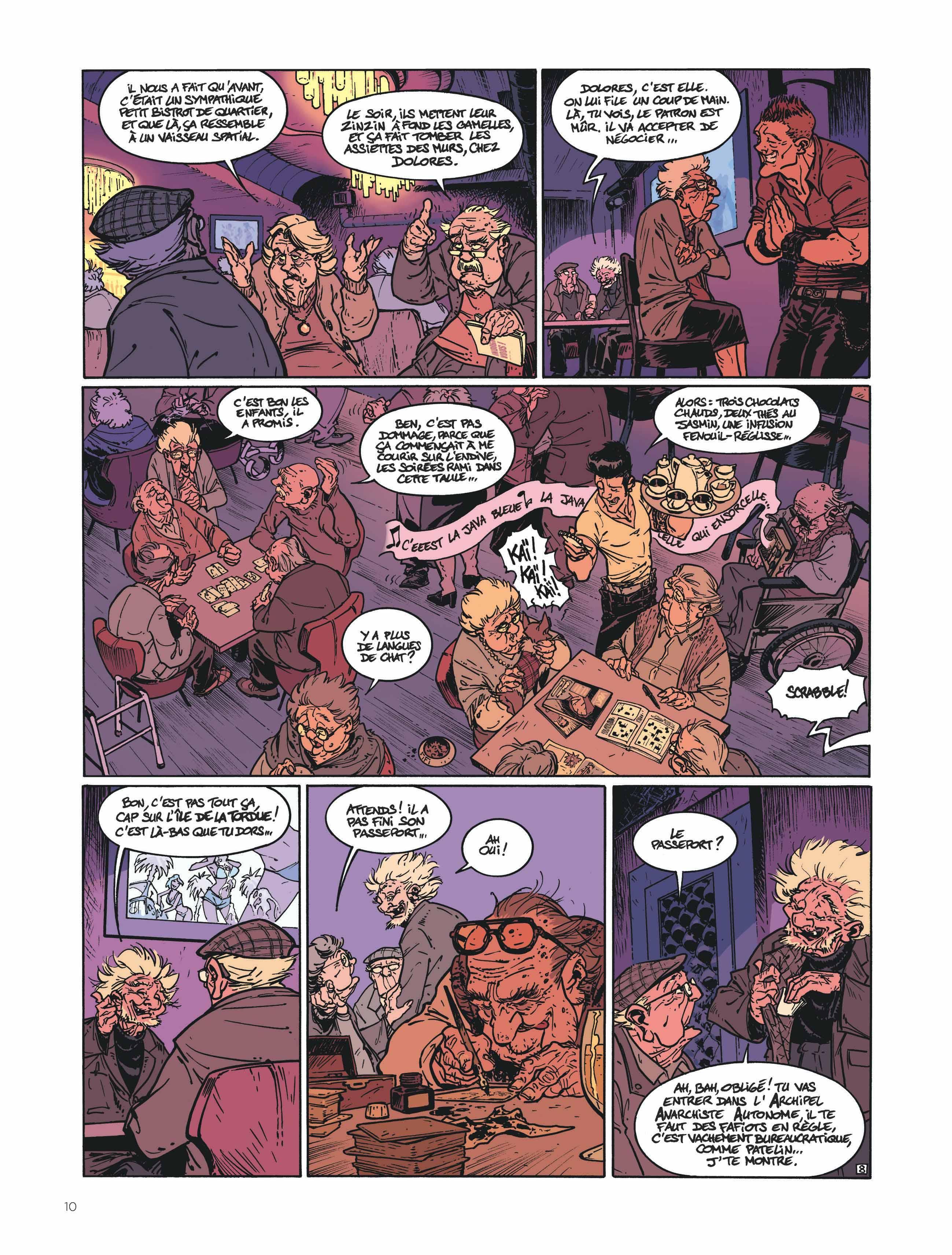 Les Vieux fourneaux #2 Page 10