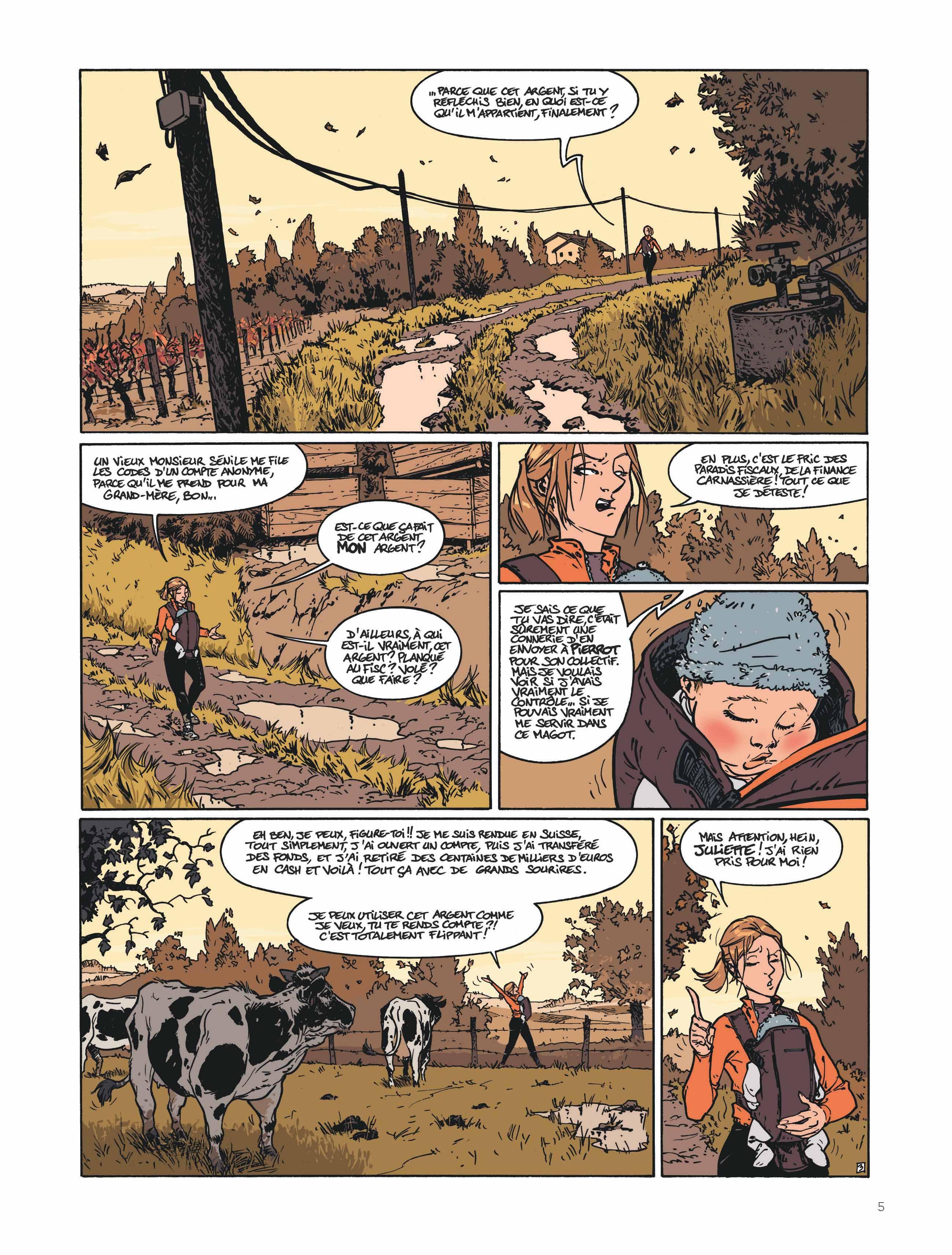 Les Vieux fourneaux #2 Page 5