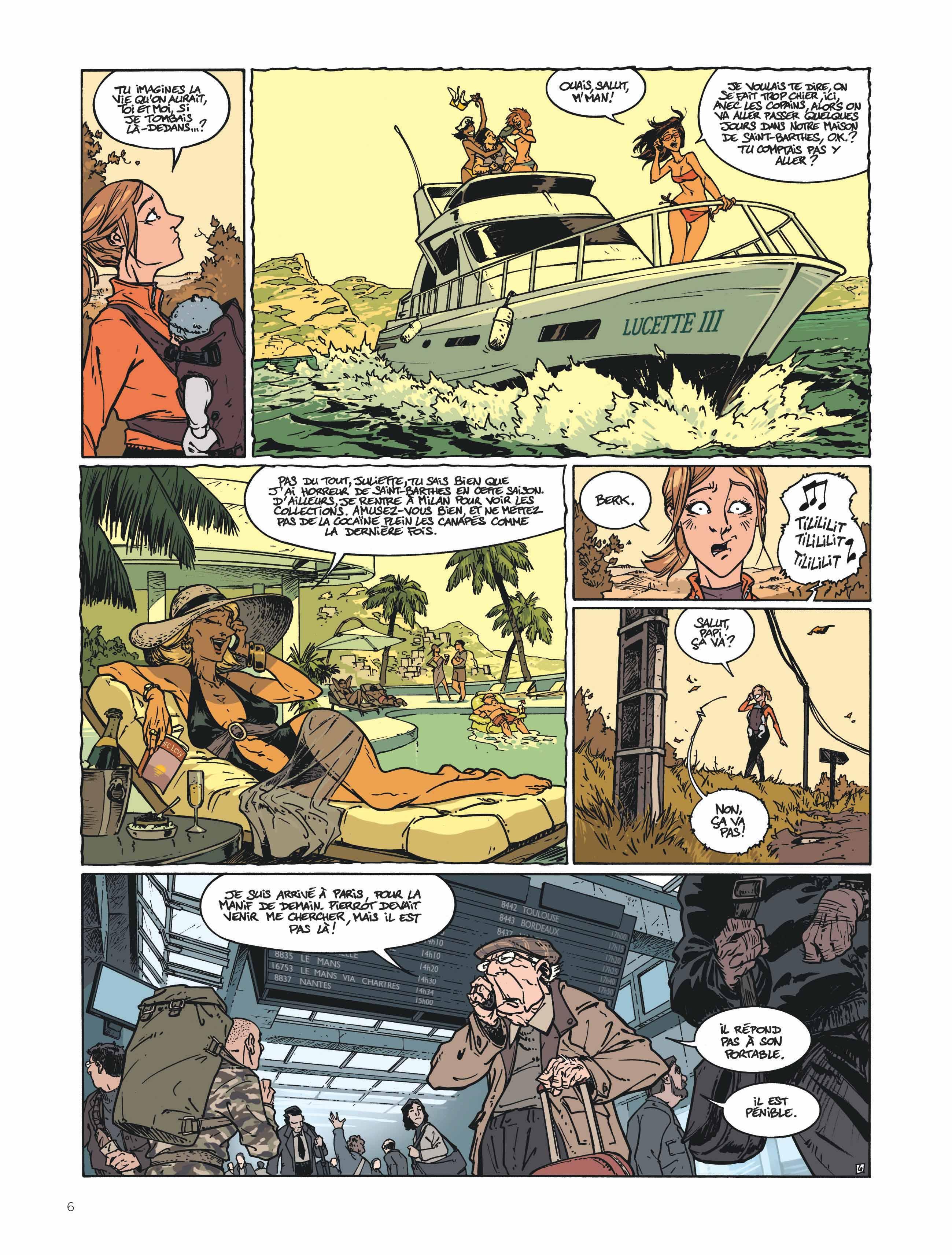Les Vieux fourneaux #2 Page 6