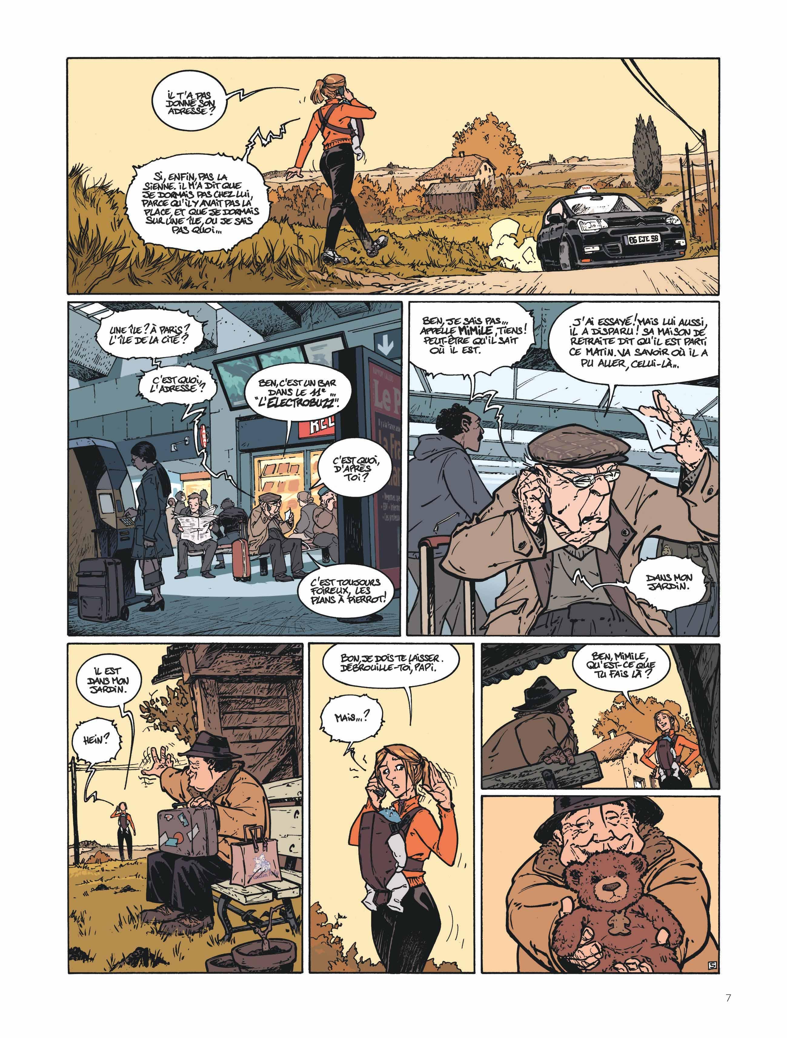 Les Vieux fourneaux #2 Page 7