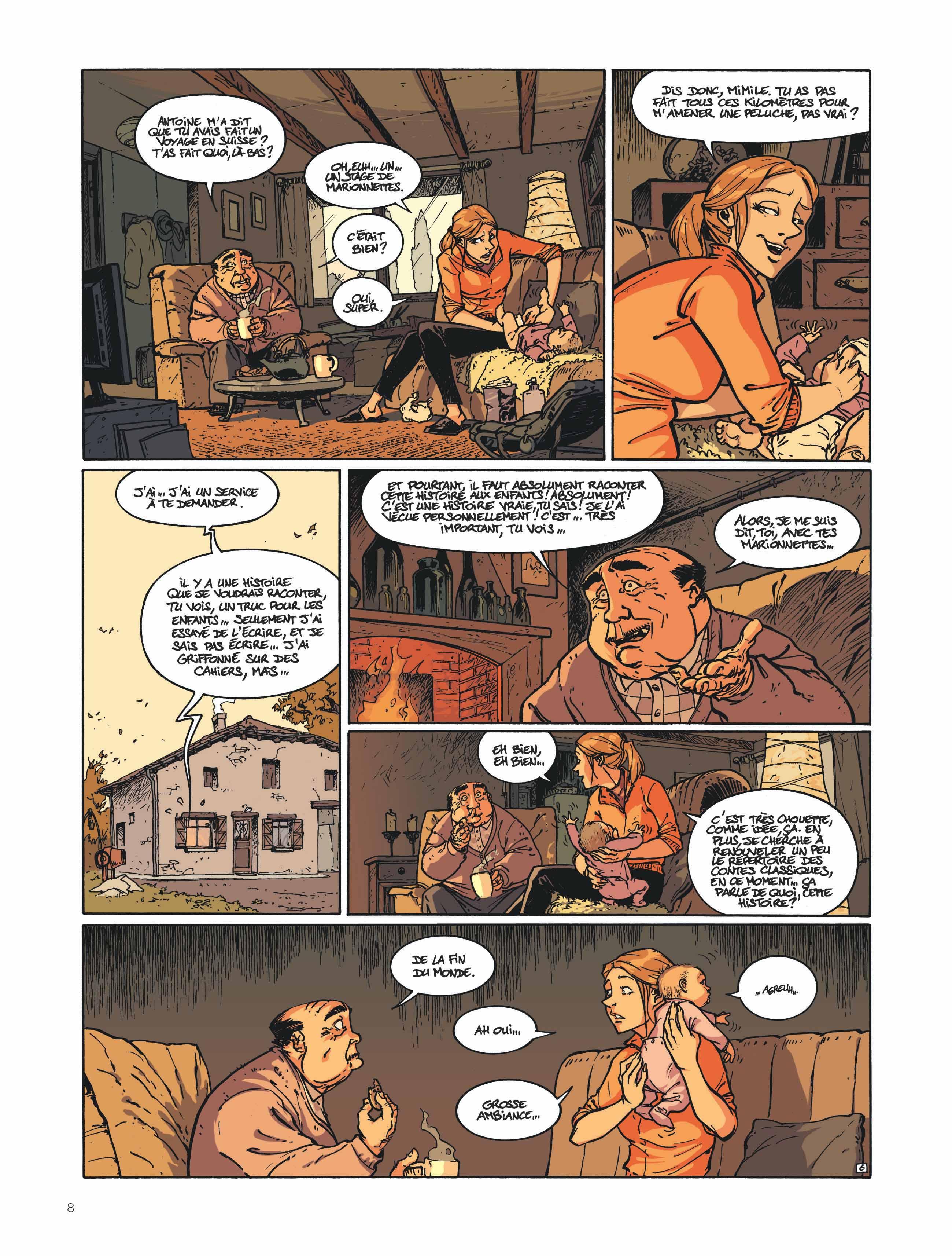 Les Vieux fourneaux #2 Page 8