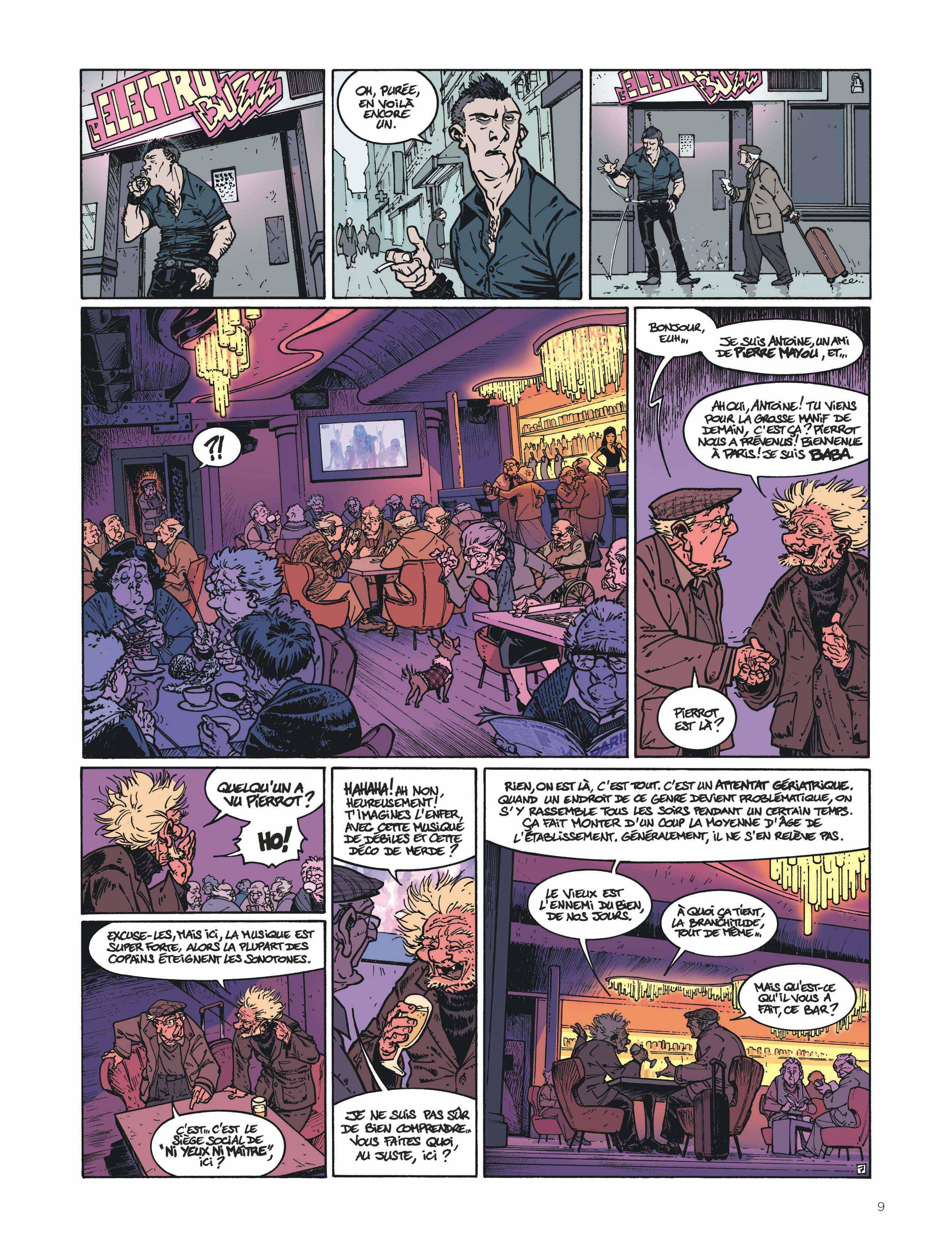 Les Vieux fourneaux #2 Page 9