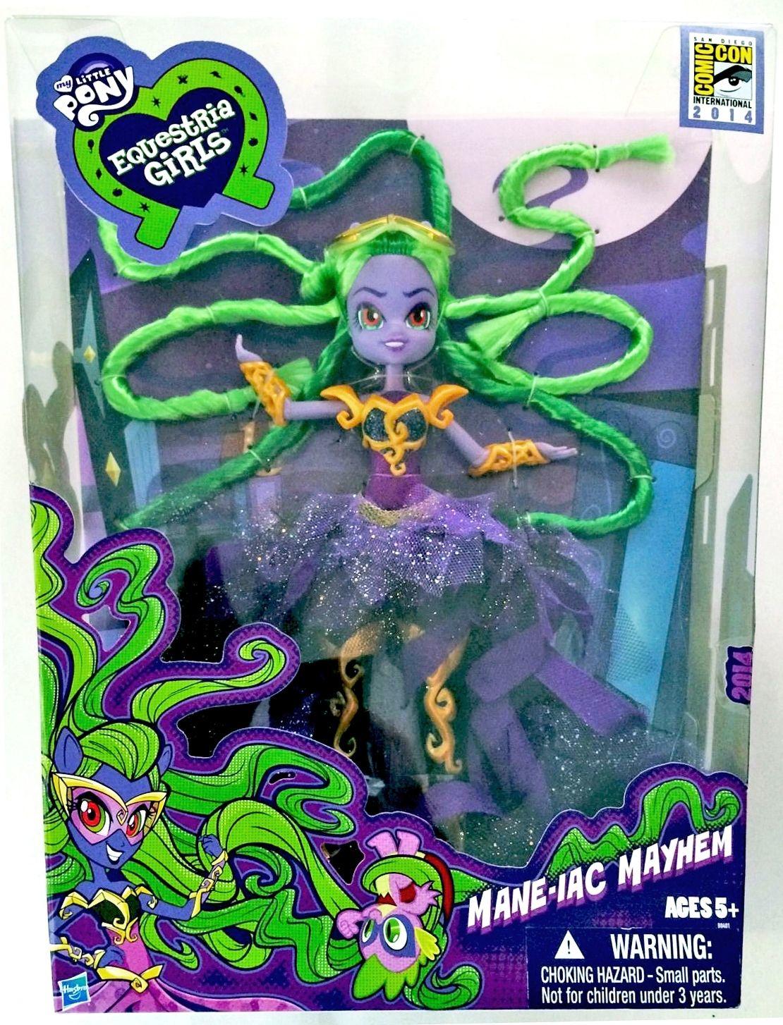 Mane-iac Mayhem SDCC 2014 Hasbro