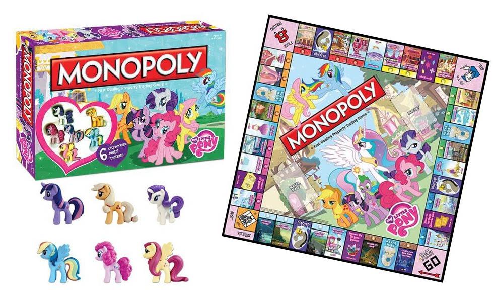 Monopoly MLP- Hasbro