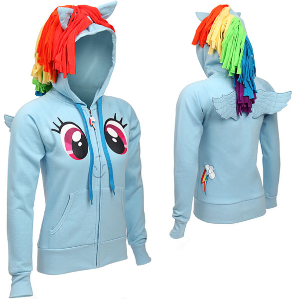 Veste Rainbow Dash