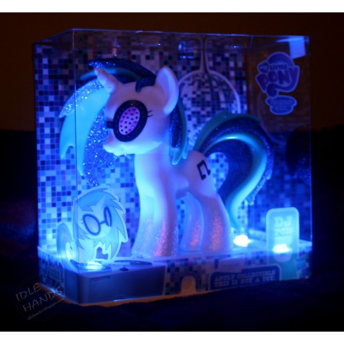 Vinyl Collectible Hasbro SDCC 2013 DJ PON-3