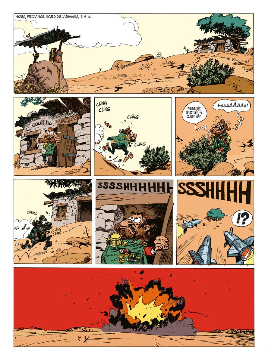 Spirou #54 planche 3