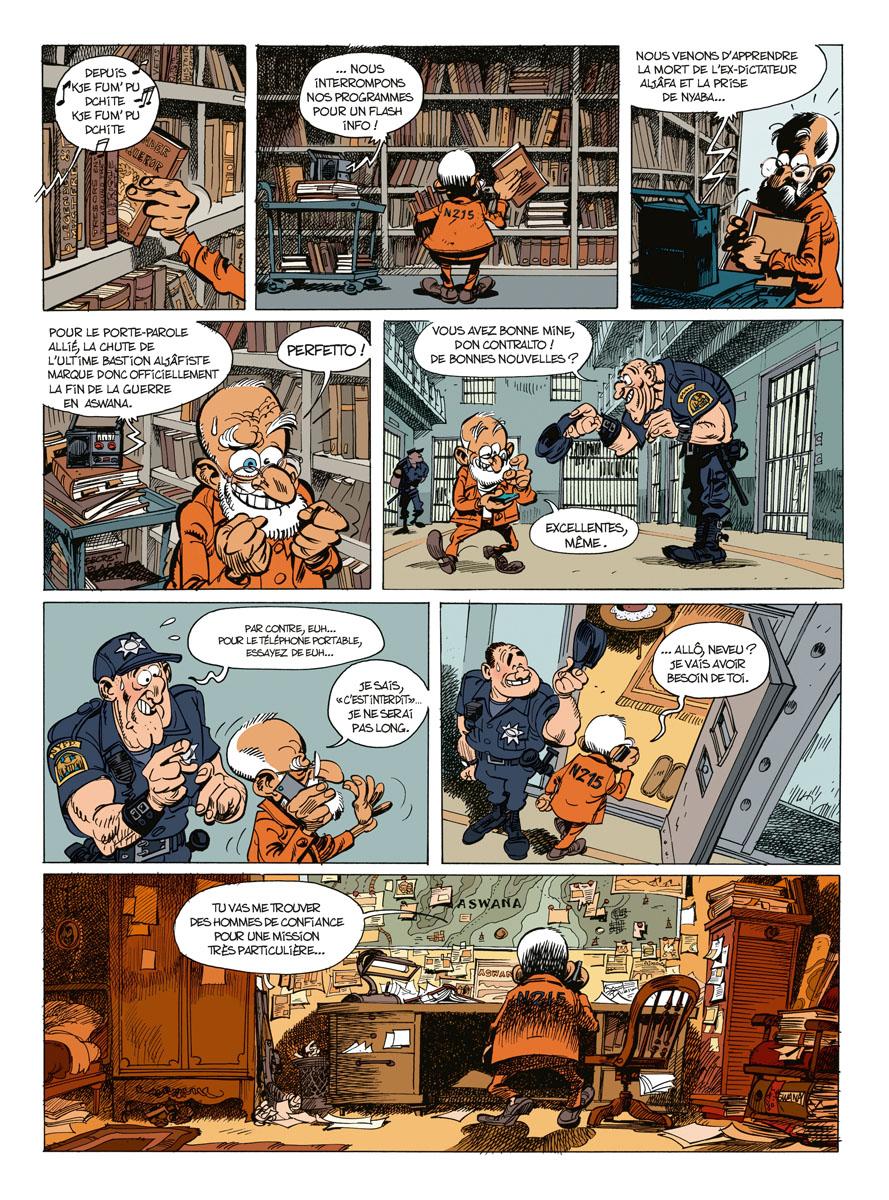 Spirou #54 planche 4