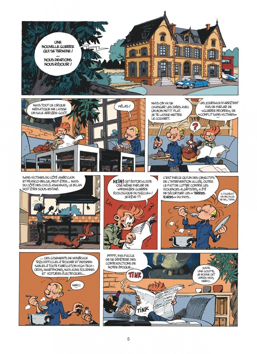 Spirou #54 planche 5
