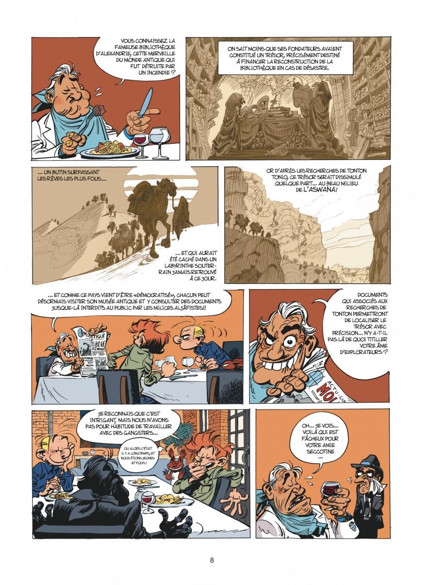 Spirou #54 planche 8