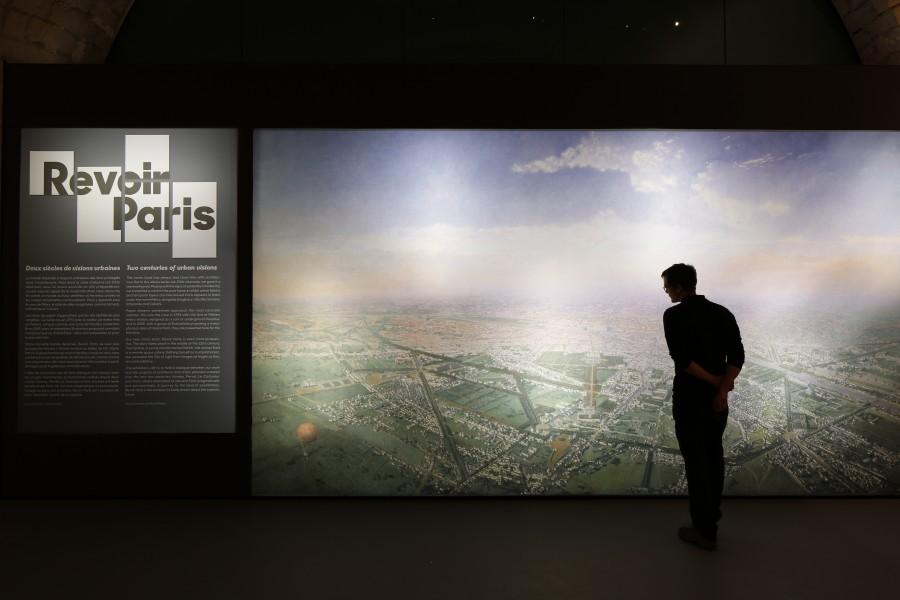 """exposition """"Revoir Paris""""2"""