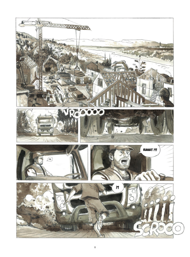 Cases blanches planche 4