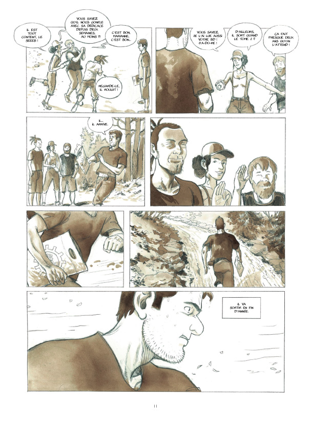 Cases blanches planche 7