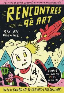 Affiche BD Aix 2015