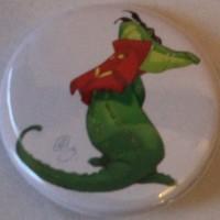 Badge mascotte Ribambulle