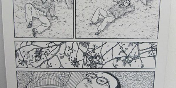 Expo Jiro Taniguchi La contemplation