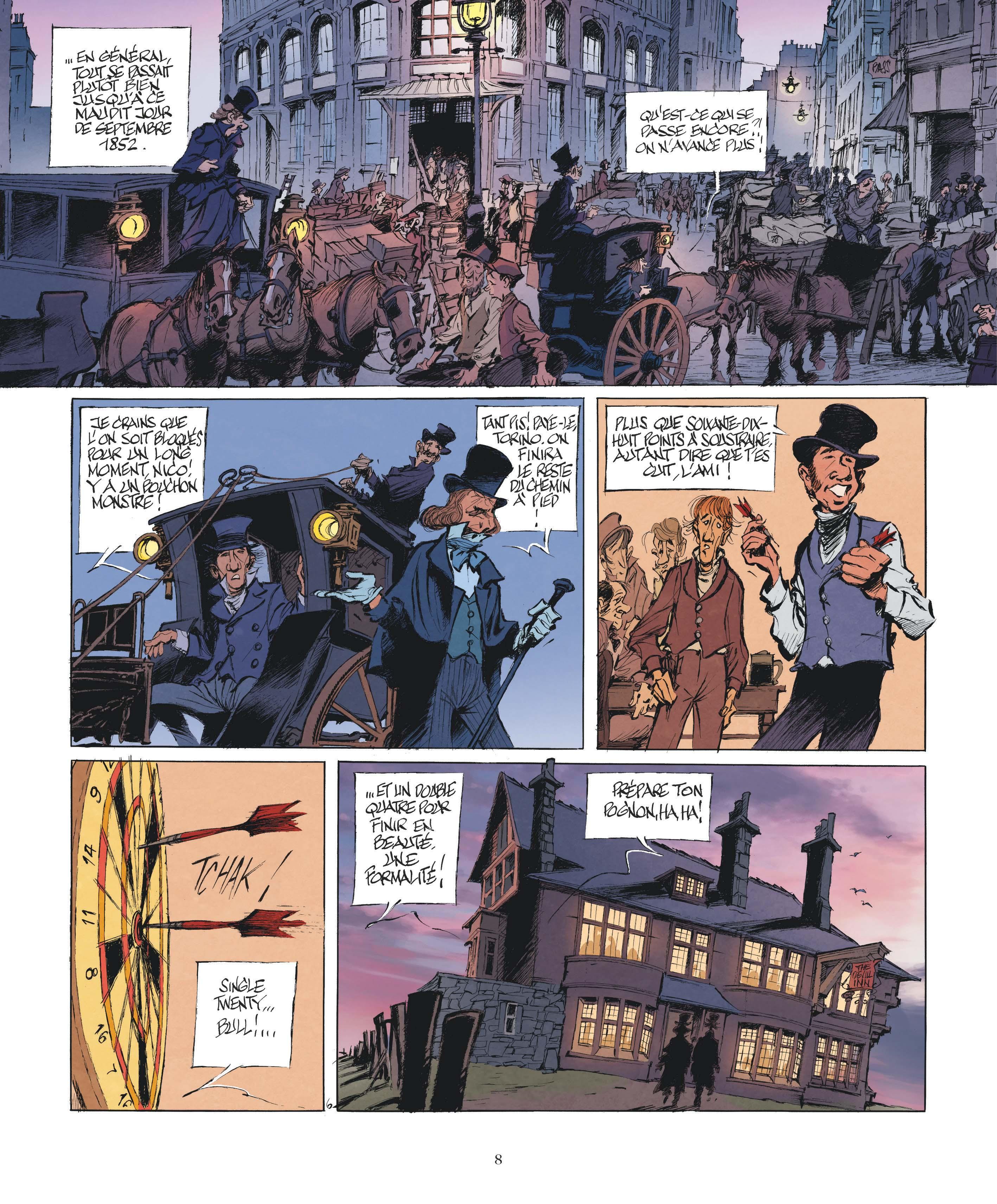 Le Magicien de Whitechapel page 6