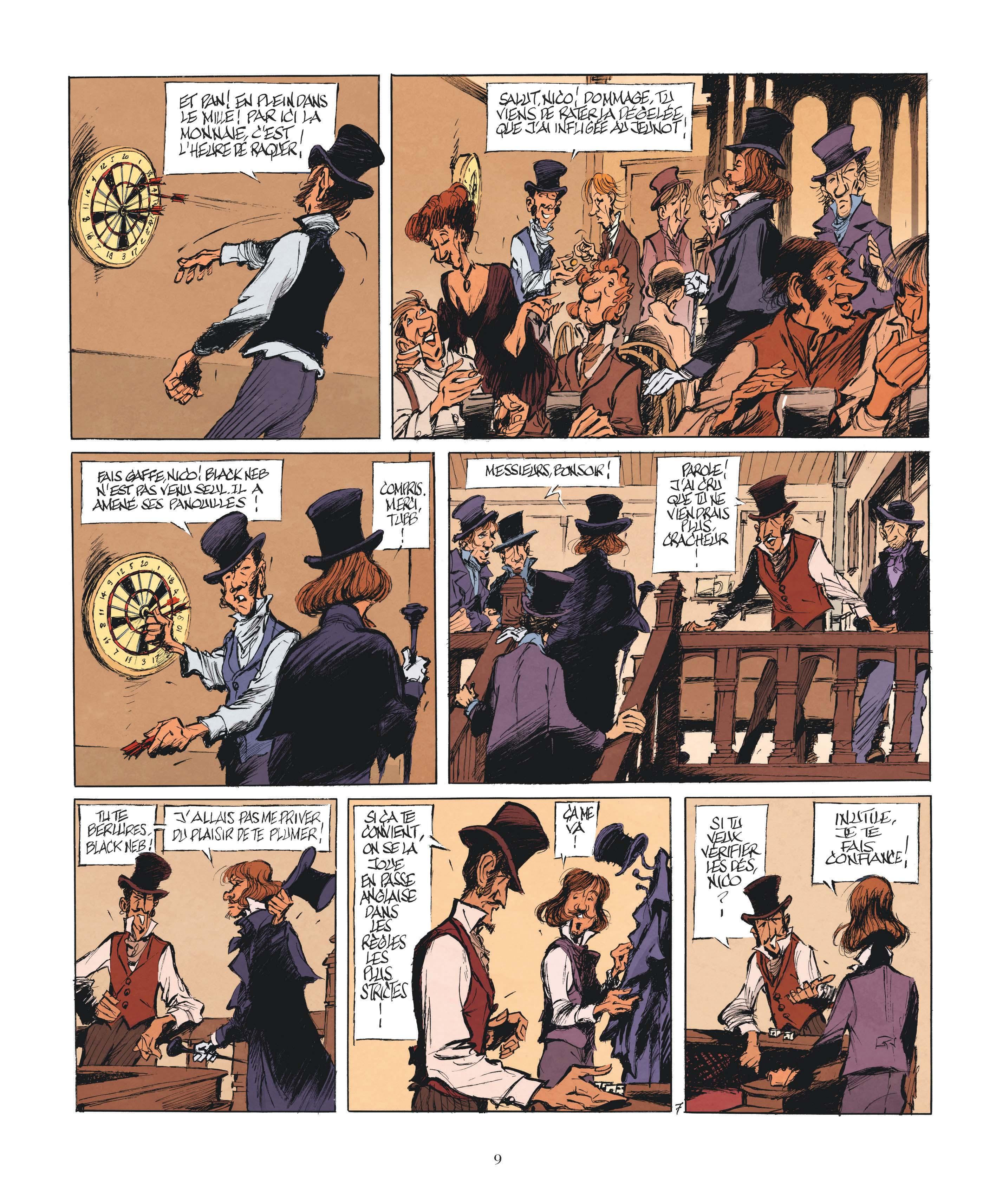 Le Magicien de Whitechapel page 7