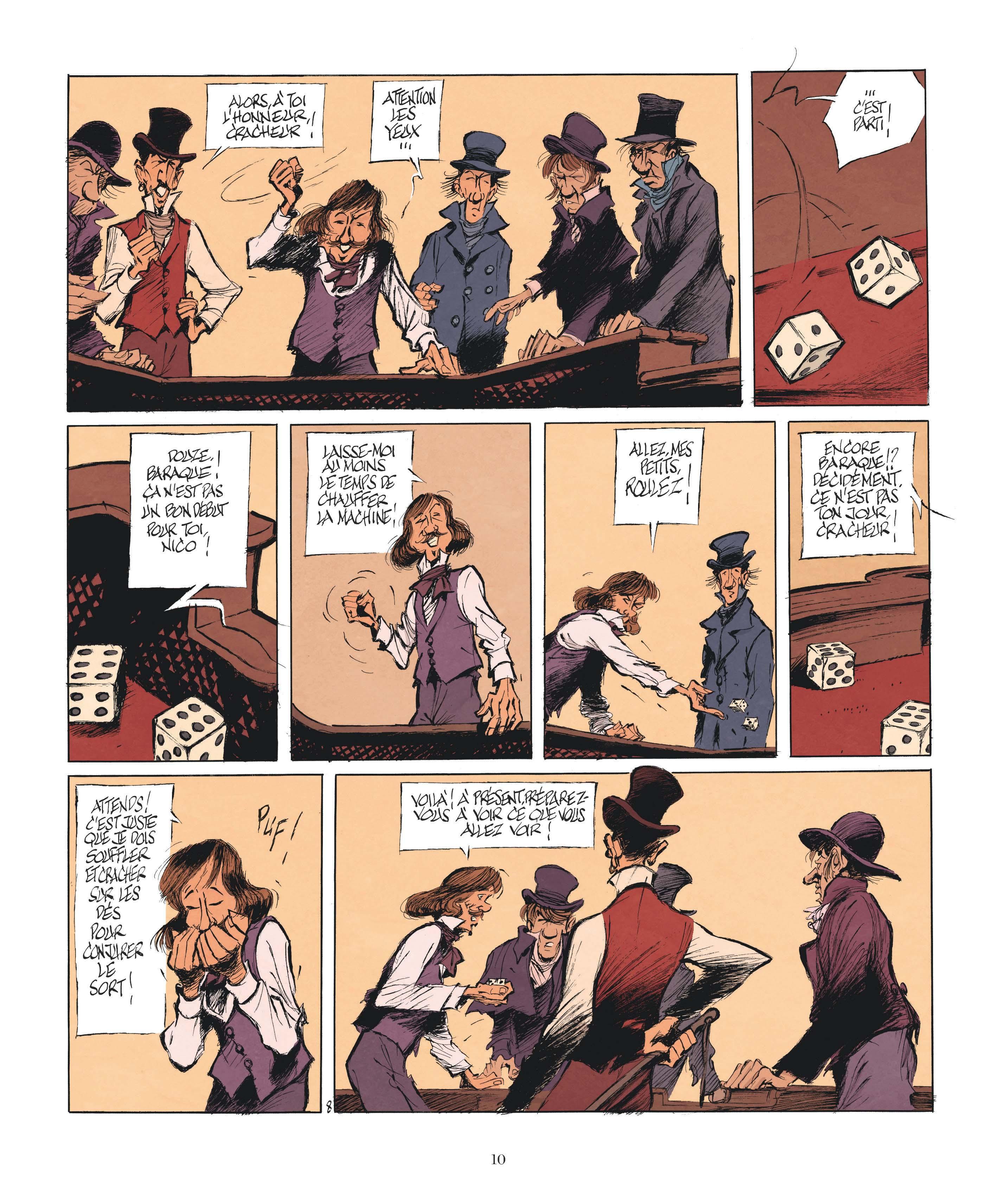 Le Magicien de Whitechapel page 8