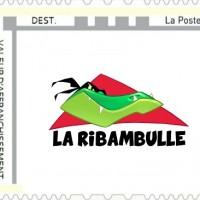 Caïman logo timbré