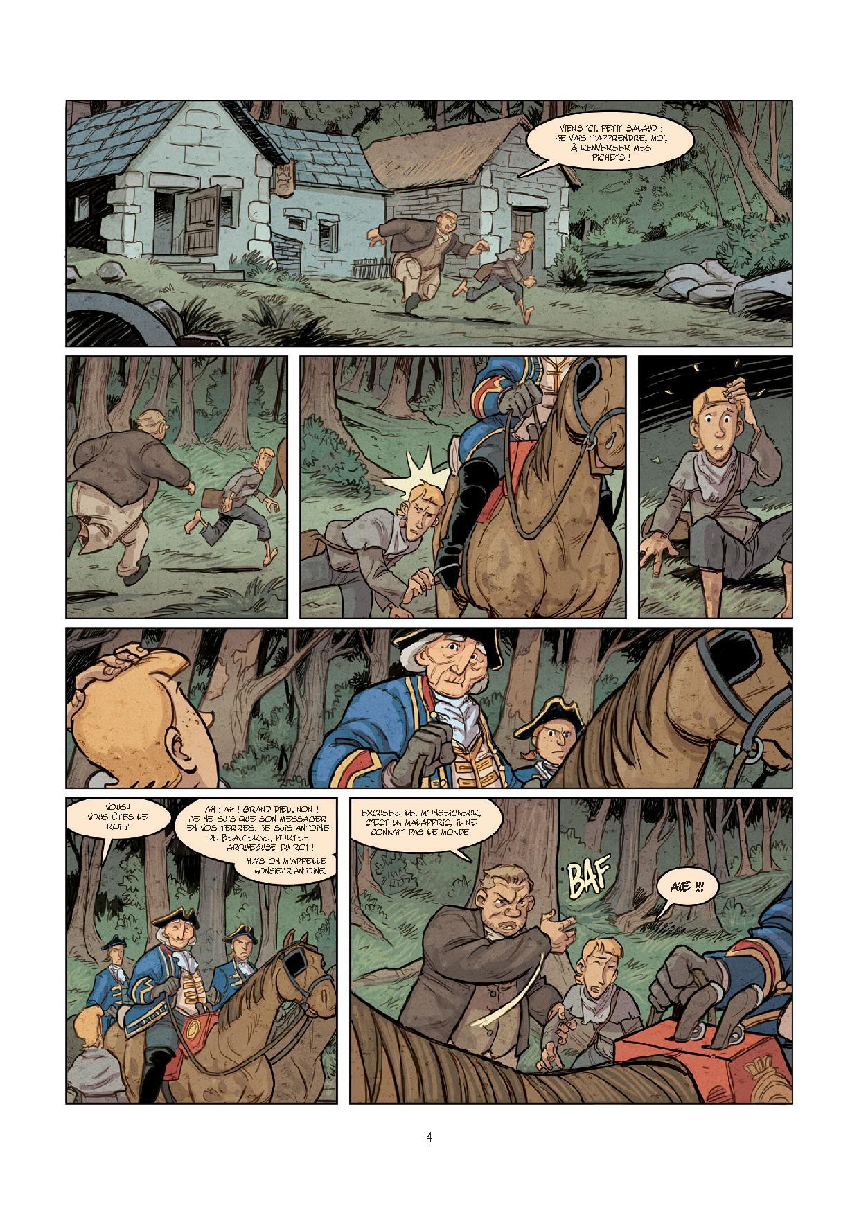 Pages de MALBETE (LA) T1-2