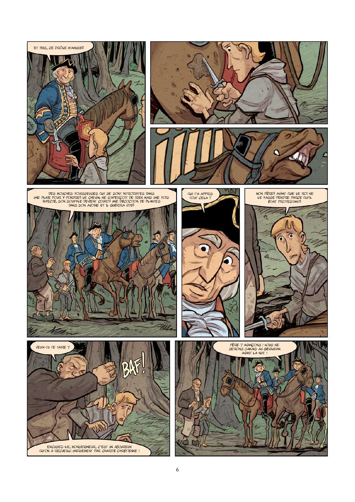 Pages de MALBETE (LA) T1-4