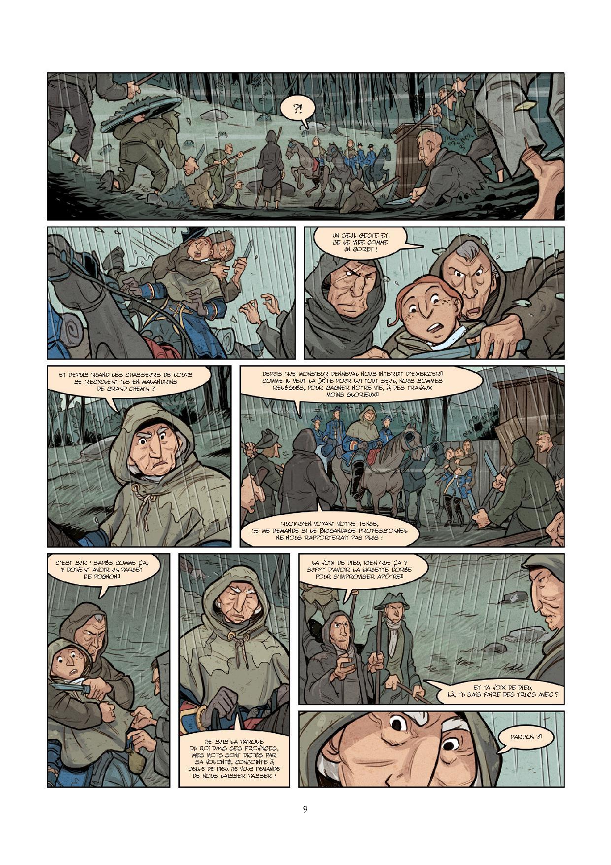 Pages de MALBETE (LA) T1-7