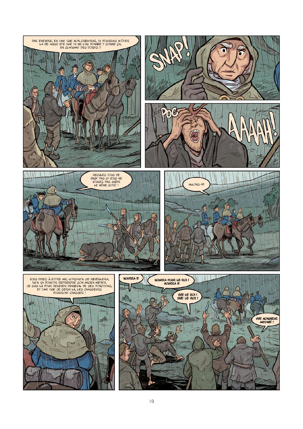 Pages de MALBETE (LA) T1-8