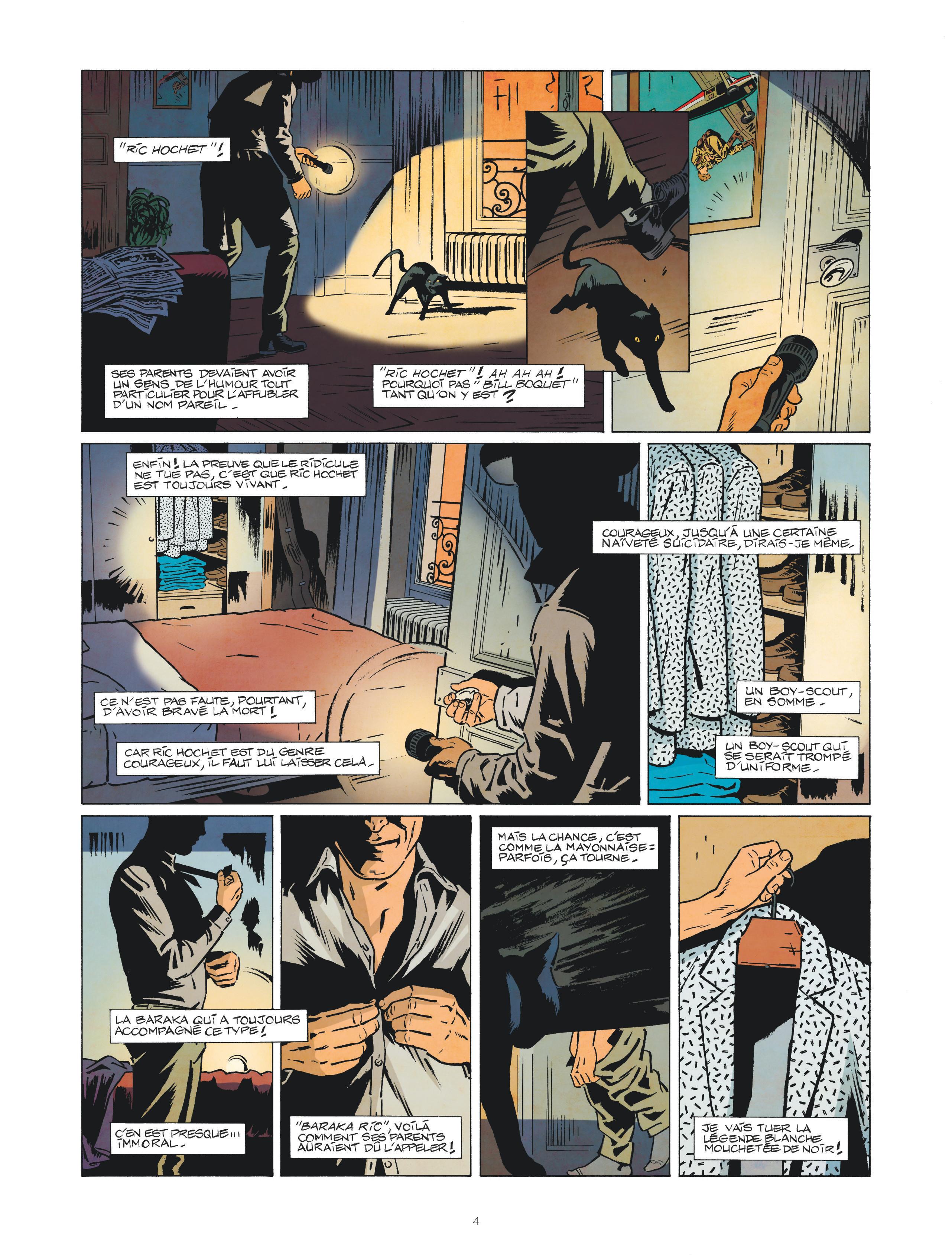 Les nouvelles enquêtes de Ric Hochet #1 Page 4