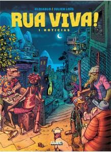 Rua Viva ! #1 - Noticias_couv