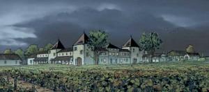 ©Glénat - Châteaux-Bordeaux
