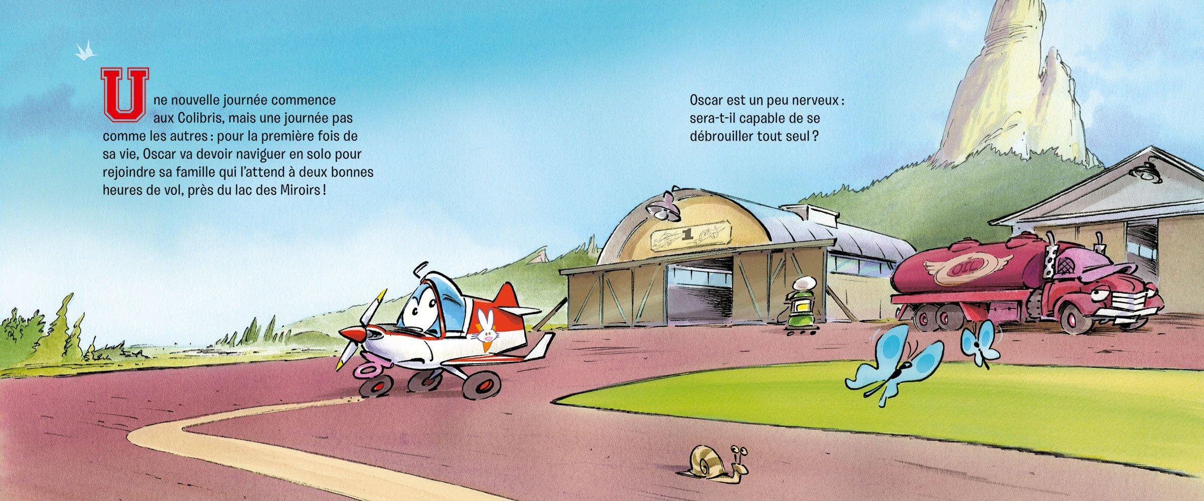 Aéroclub des Colibris #2 planche 1