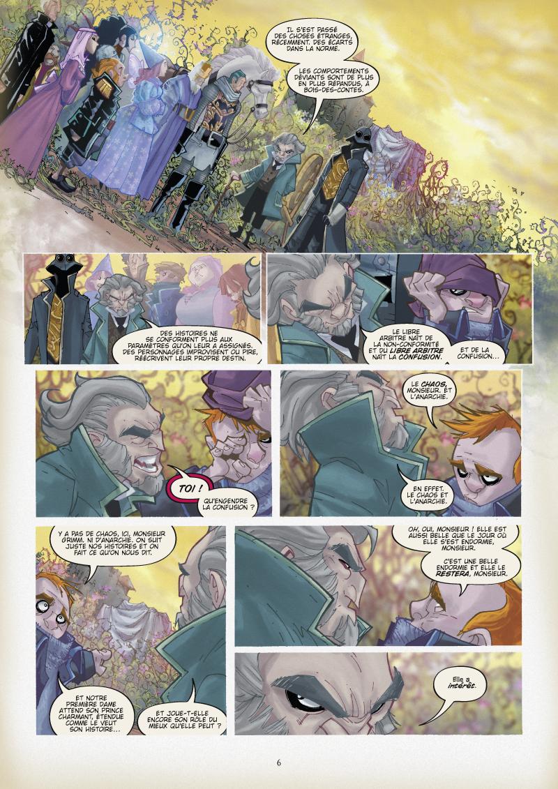 Fairy Quest #2 planche 3