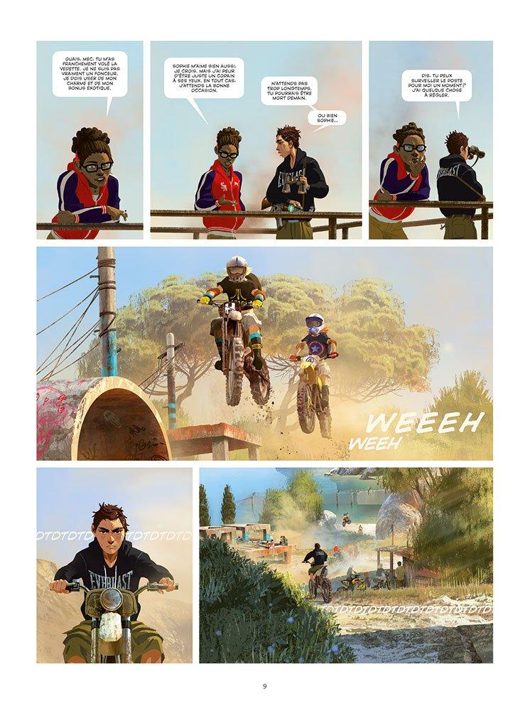 Gung Ho planche 4
