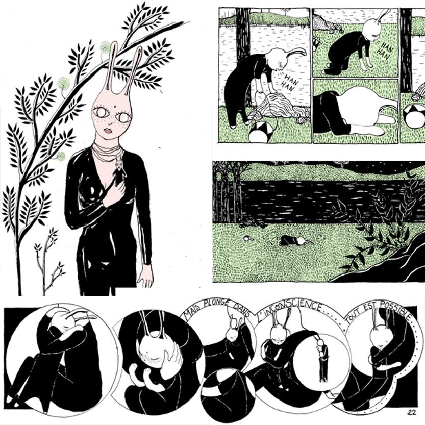 Illustrations Illustrations Sybille Titieux de la Croix #2Sybille Titieux de la Croix #2