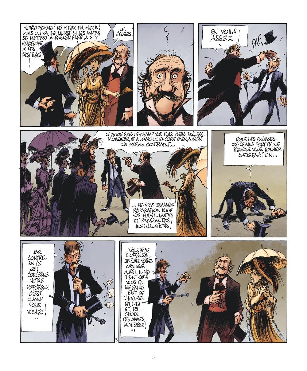 Le Magicien de Whitechapel #2 planche 3