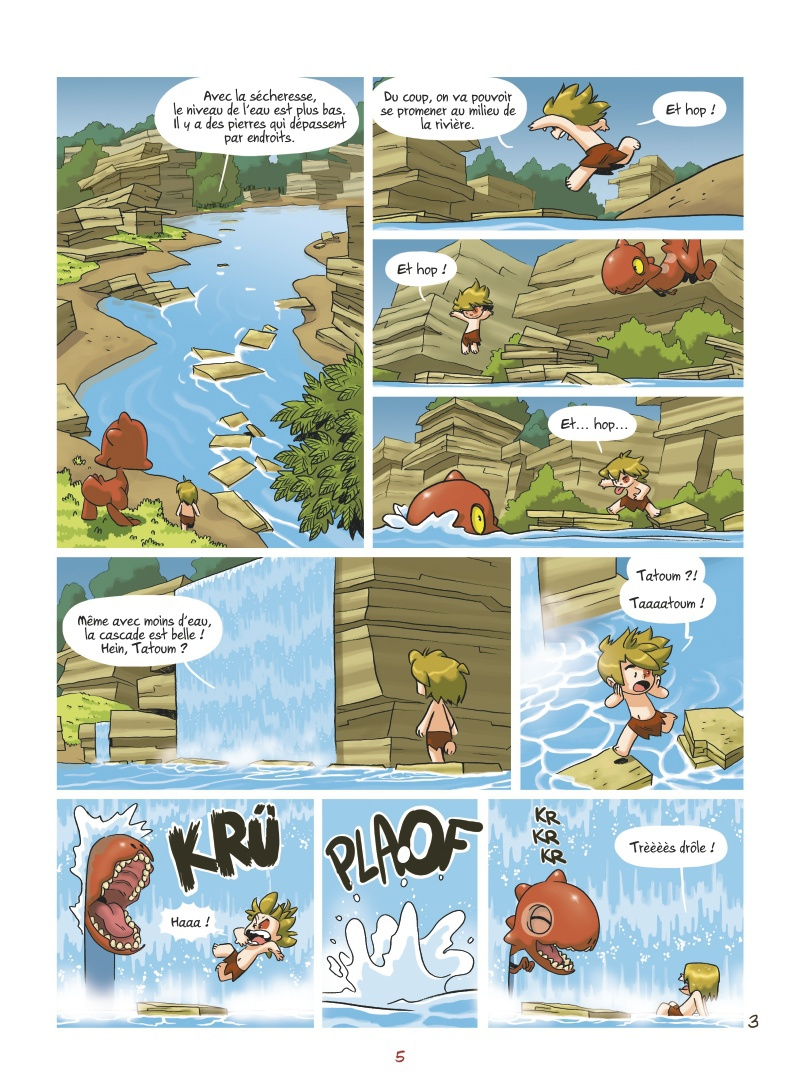 Tib et Tatoum #3 planche 3