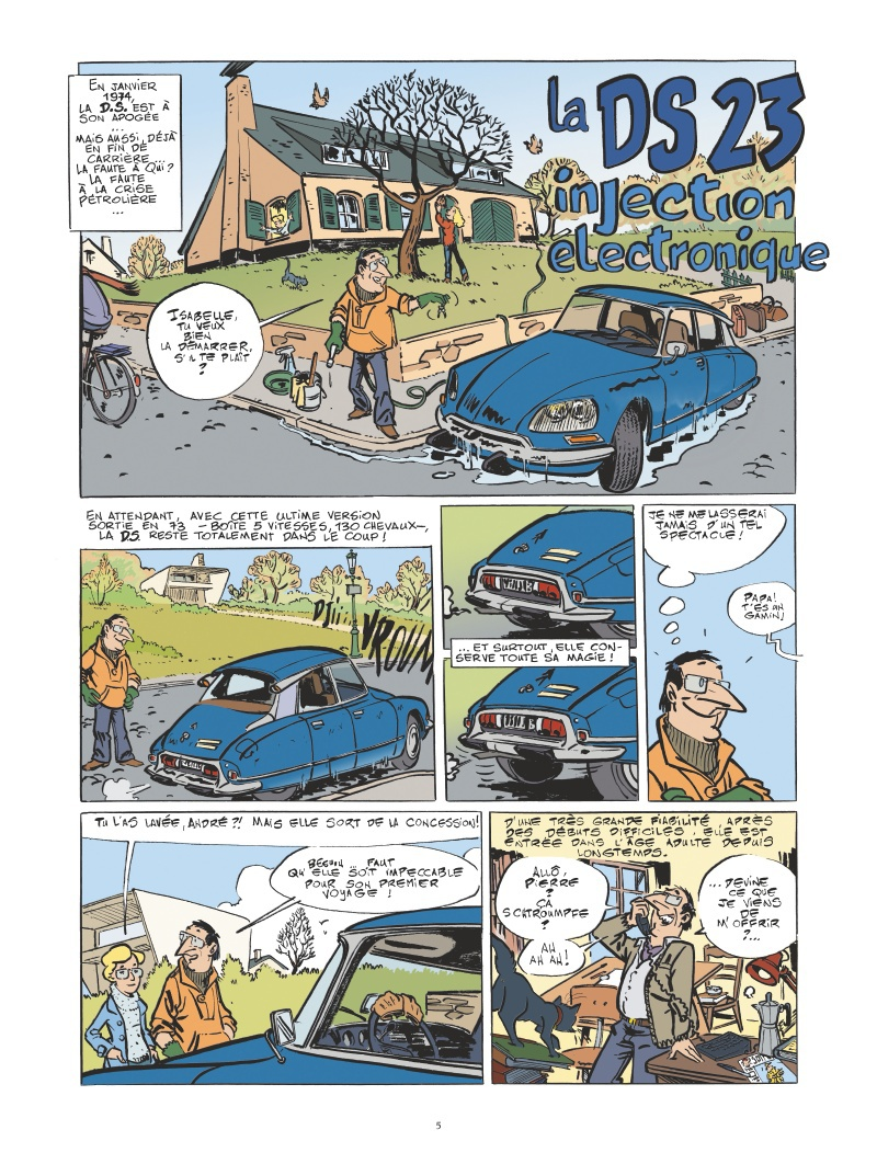 Le garage de Paris #2 planche 3