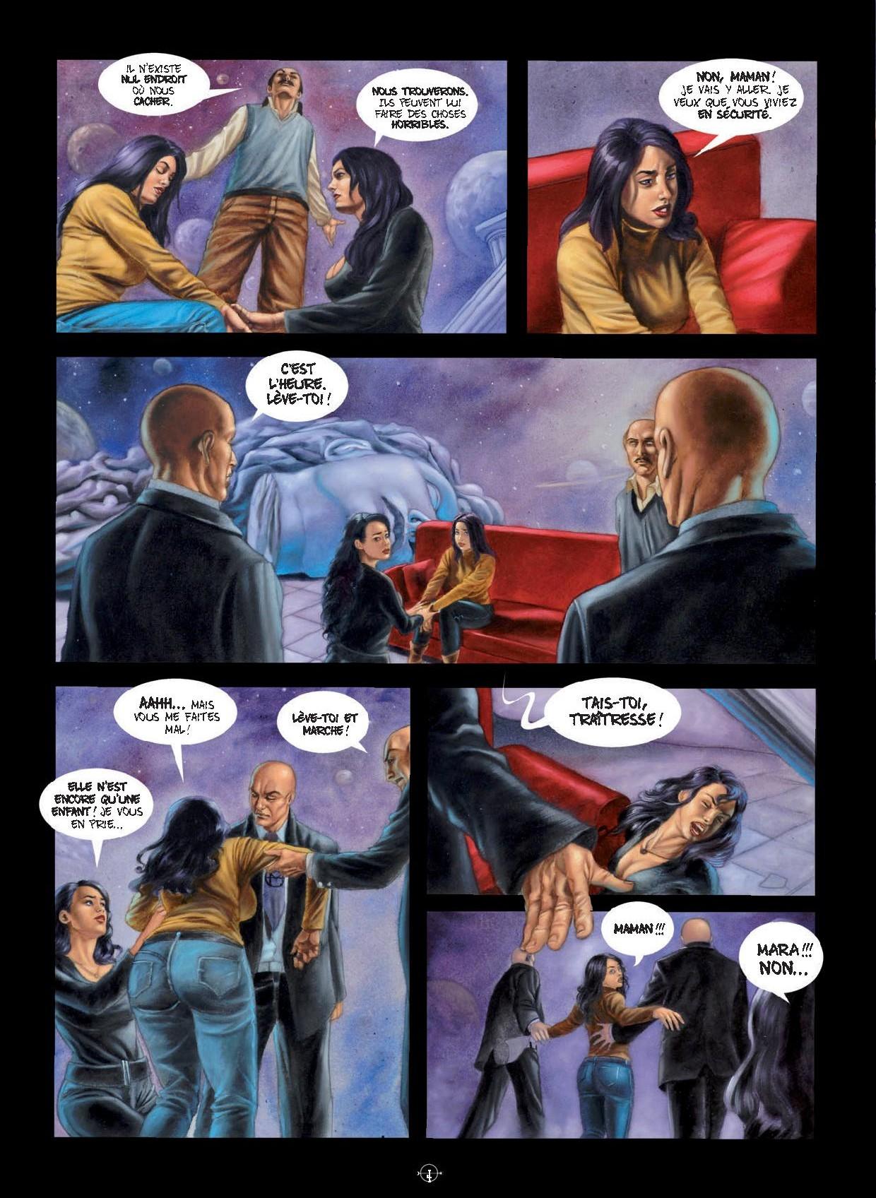 Mara _ Les larmes de l'oubli - Volume 4-2