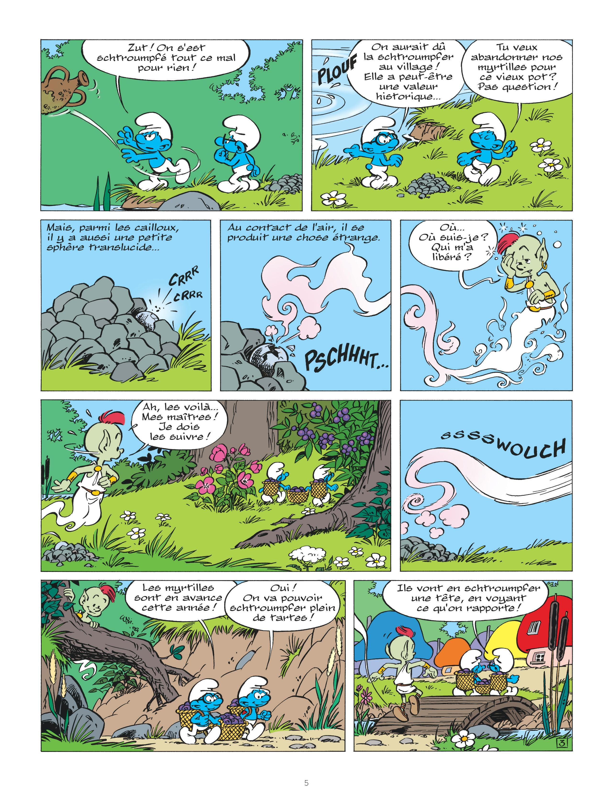 Les schtroumpfs#34_Page 5