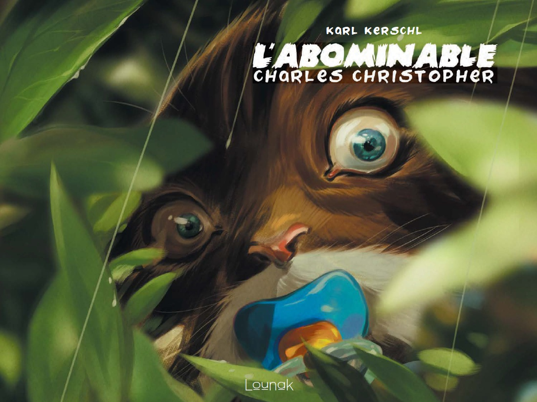 L'Abominable Charles Christopher #1