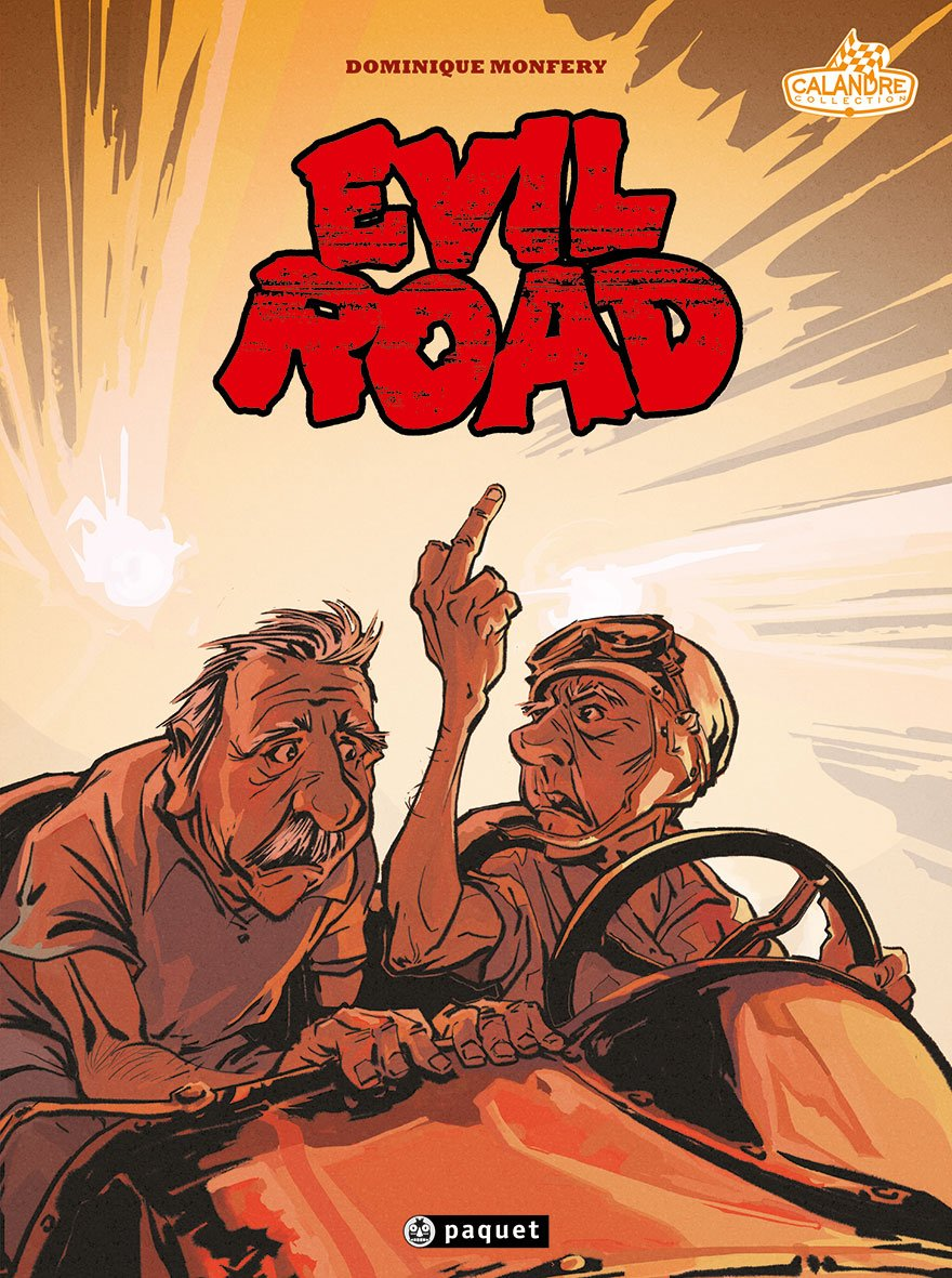 Evil road