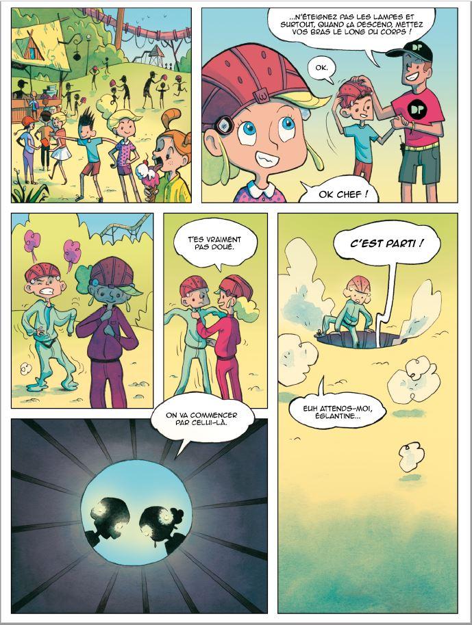 Tine et Junior page 4